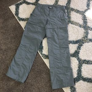 The North Face Convertible Hiking pants